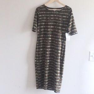 *NEW* LulaRoe Julia Midi Dress